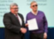 Nicholas Mulryan, Federation of Holistic Therapies 2016 Finalist: Sports Therapist of the year