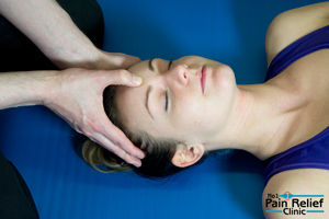 Shiatsu at The No1 Pain Relief Clinic