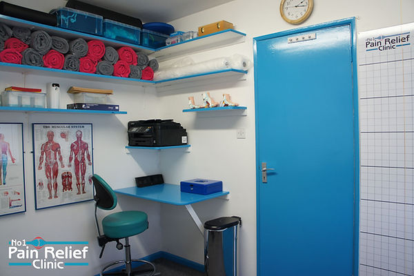 Facilities at the No1 Pain Relief Clinic