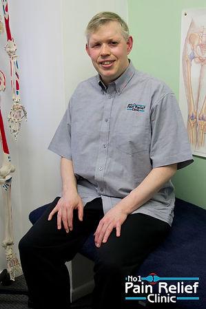 Nicholas Mulryan, Clinical Director