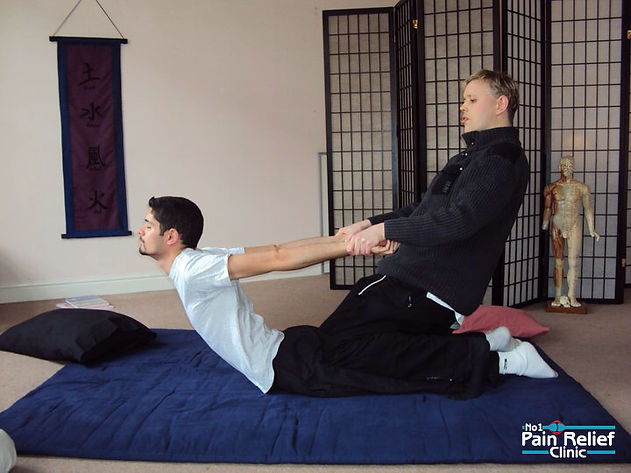 Traditional Thai Massage (Nuad bo-rarn) - Buxton
