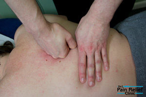 Deep Tissue Massage in Buxton