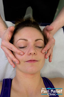 Indian head massage in Buxton