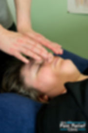 Reiki at The No1 Pain Relief Clinic