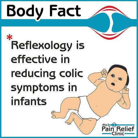Reflexology body fact