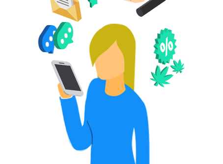 Text Message Marketing Is a Cannabis Dispensary's Direct Line to Generation Z