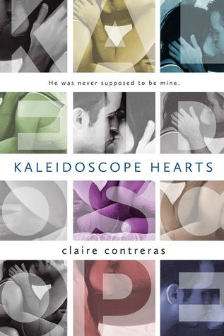 Kaleidoscope Hearts by Claire Contre