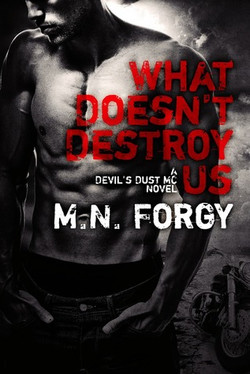 What Doesn't Destroy Us by M.N Forgy