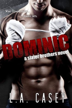 Dominic by L.A Casey