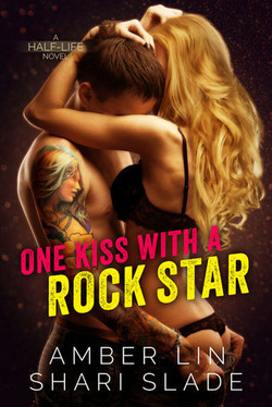 One Kiss with a Rock Star by Amber L