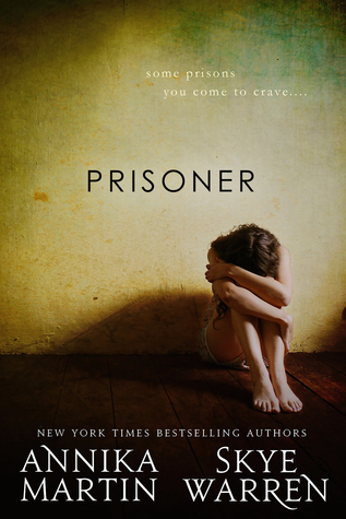 Prisoner by Annika Martin & Skye War