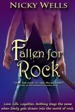 Fallen For Rock by Nicky Wells
