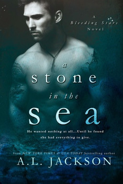 A Stone In The Sea by A.L Jackson