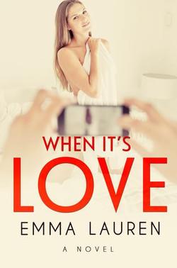 When It's Love by Emma Lauren