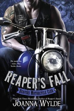 Reaper's Fall by Joanna Wylde.