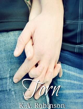 Torn by K. A. Robinson