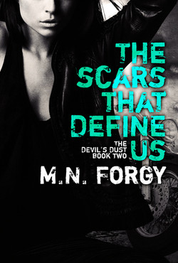 The Scars That Define Us by M.N Forg