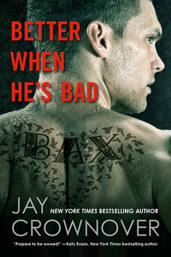 Better When He's Bad by Jay Crownove