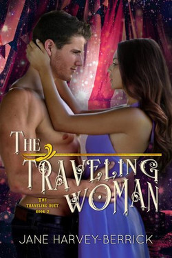 The Traveling Woman by Jane Harvey-B
