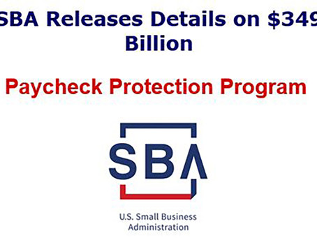 Get it Before It's Gone! A Summary of SBA Loan Programs