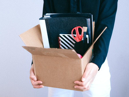 40% of Laid off Employees Won't Be Re-hired. What Will You Do If You're One of Them?