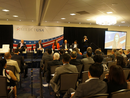 Jennifer Grady, Esq. Addresses Investors at Sold-Out SelectUSA Investor Academy in Washington D.C.