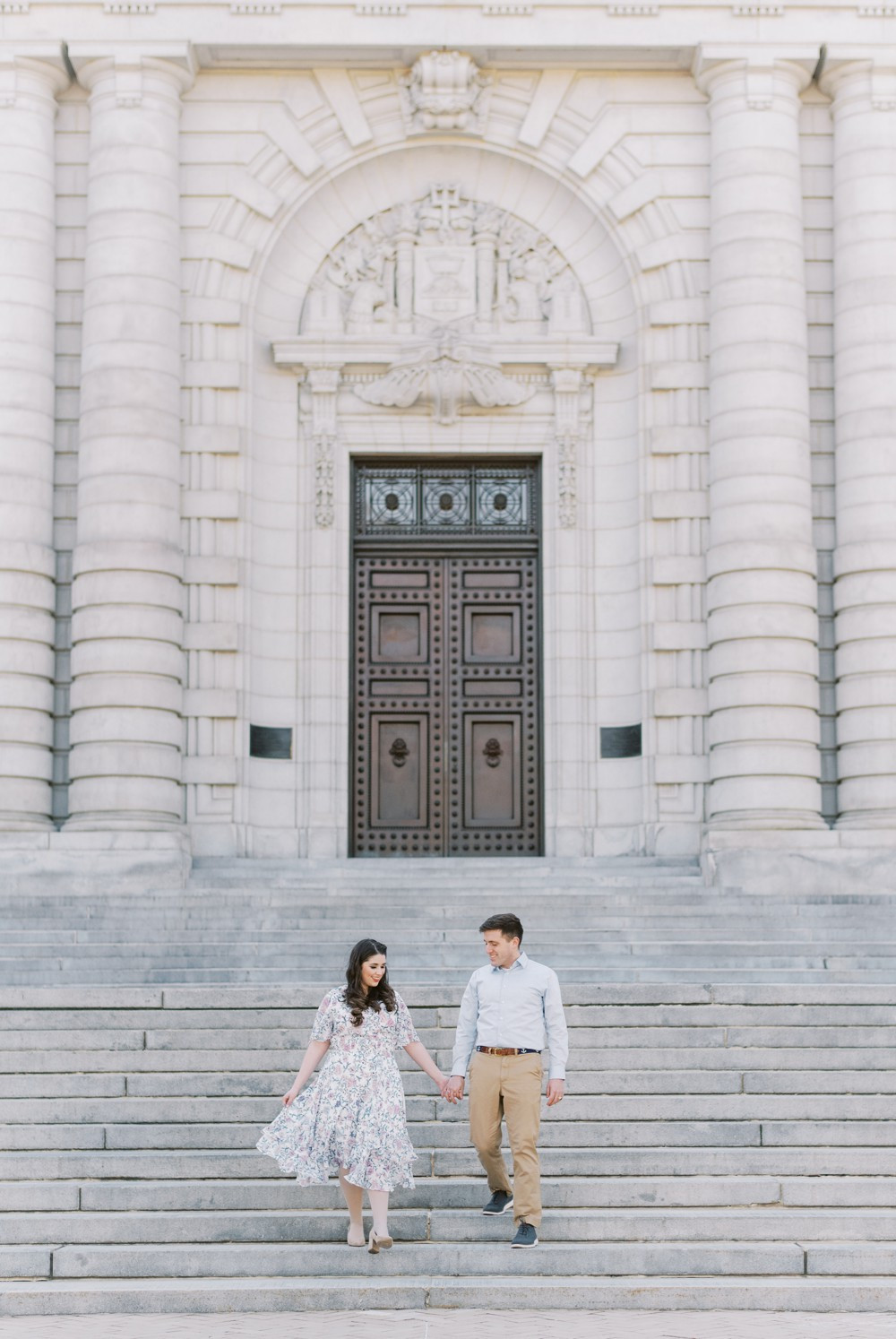 naval academy engagement session