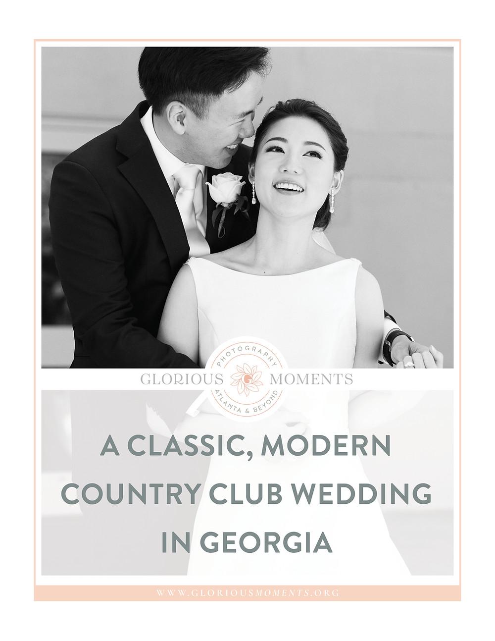 a korean couple getting married at wesleyan school alpharetta looked like meghan markle wedding photos