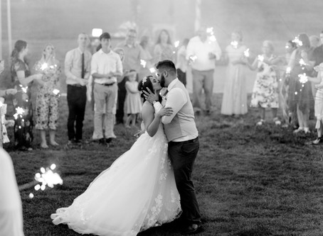 Beauty in The Middle of The Storm | Matt & Madison | Glorious Moments Photography