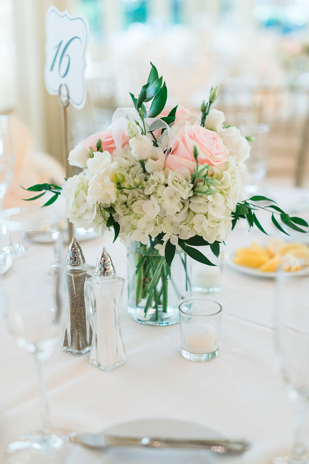 wedding centerpiece flowers from us country club of the south