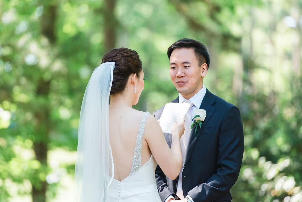 touching loving so sweet first look should i do first look on wedding day at the country club of the south