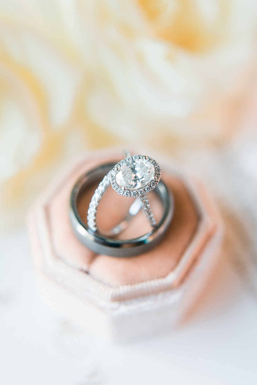 DIAMOND RINGS WEDDING RINGS