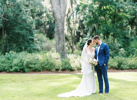Joel+Alison | A Destination Wedding at St. Simons Island | Georgia Wedding Photographer