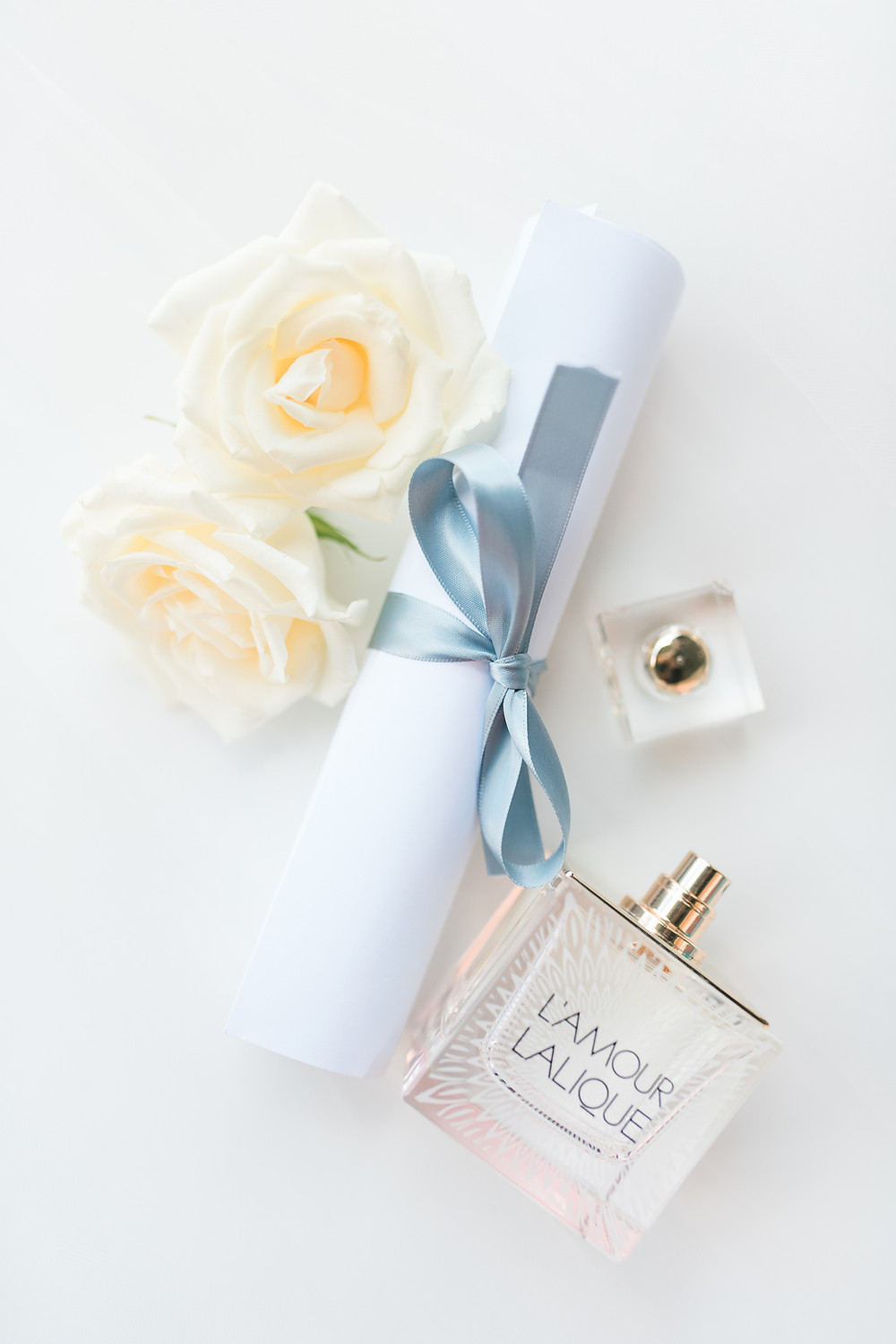 L'AMOUR LALIQ UE PERFUM FOR WEDDING DAY