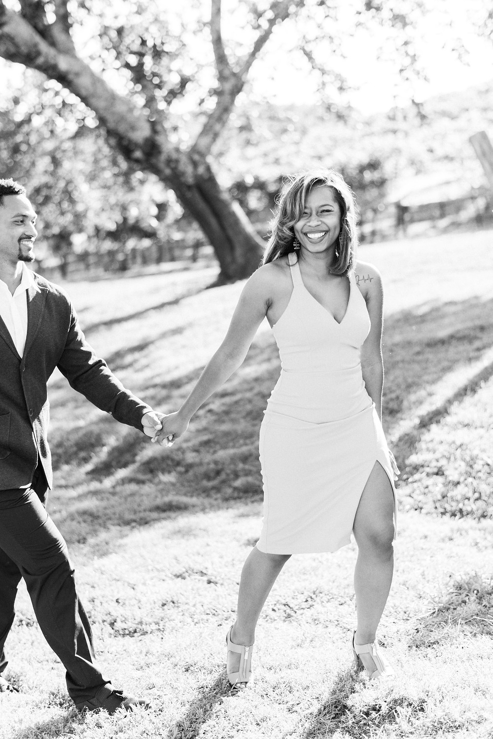 A Romantic Fall Engagement Session in The Napa Valley