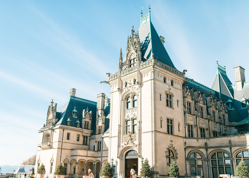 biltmore house in asheville-how to choose the perfect wedding venue