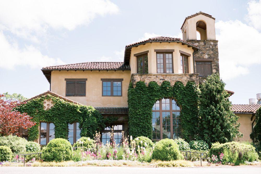 italian tuscany inspired building montaluce winery dahlonega