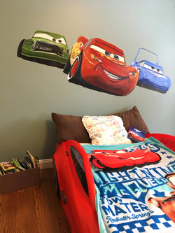 Custom Mural - Kids Room -1