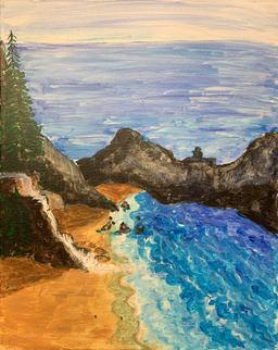 Ocean rocks - S22