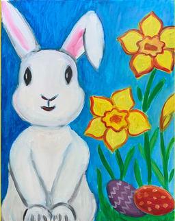 Easter Bunny - K5