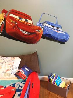 Custom Mural - Kids Room -3