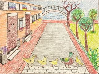 make way for duckings