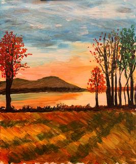 Fall in Maine - F11