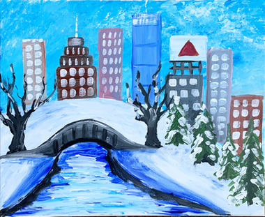 Winter City - W4