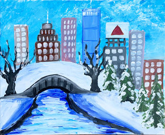 Winter City - W4