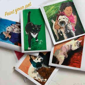 Paint your pet nite!