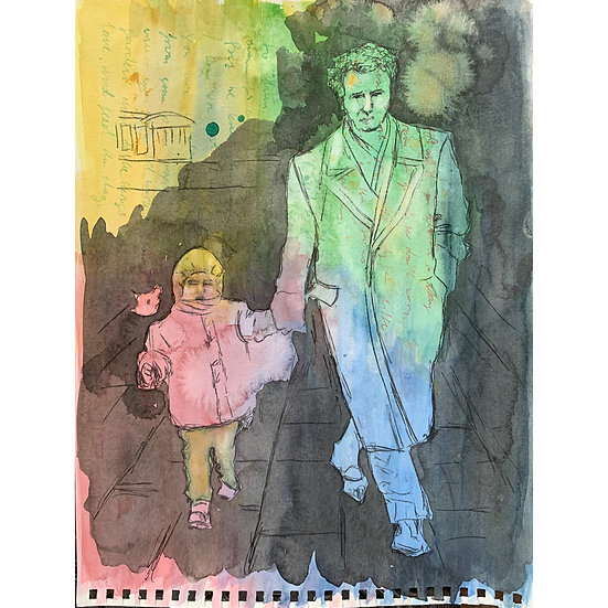 Father and Daughter 5