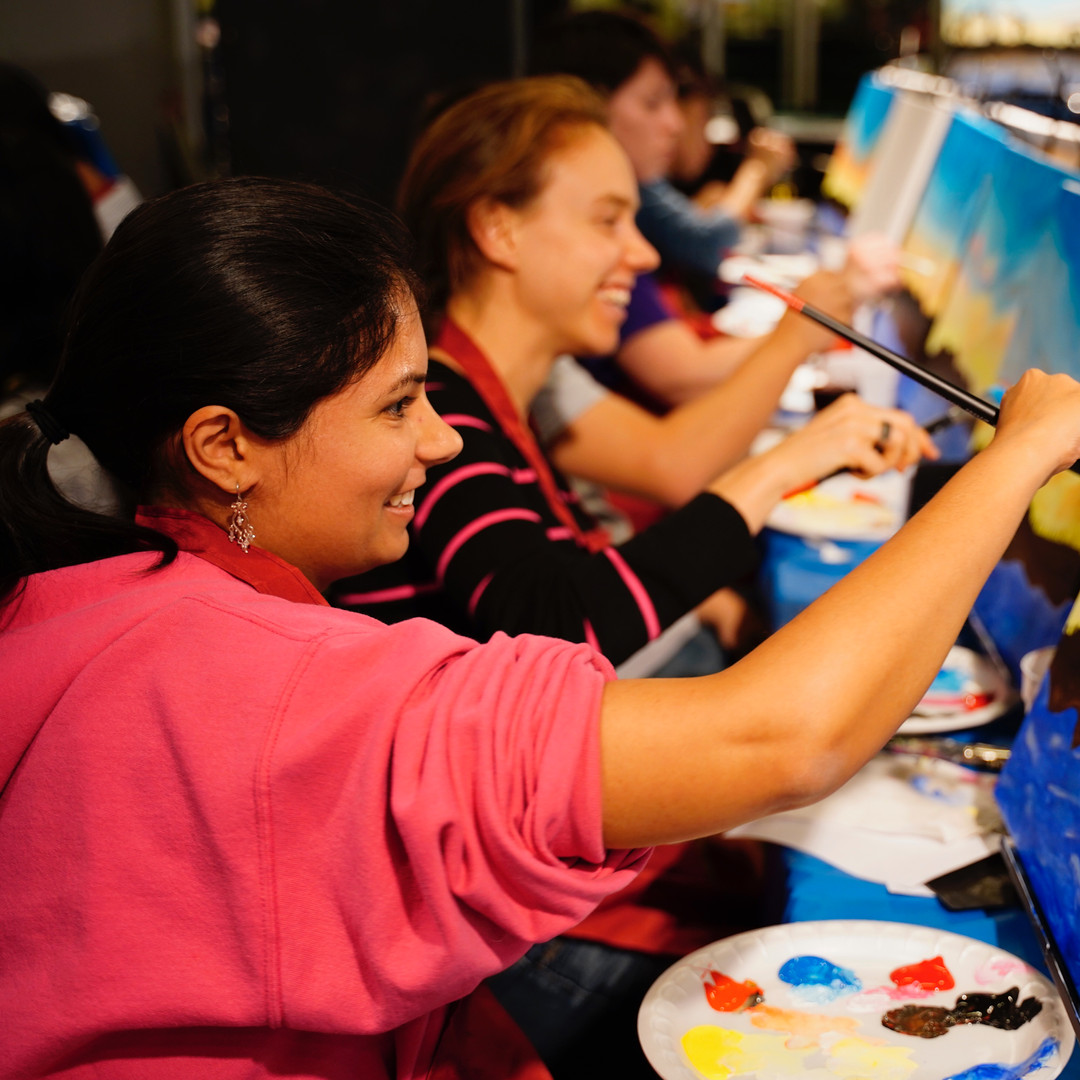 private paint party for any occasion