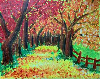 Fall Trees - F9