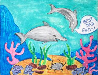 Dolphin Family - K3
